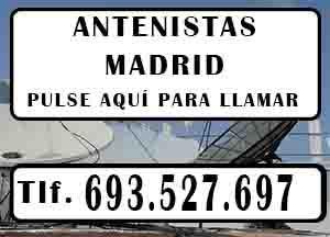 Antenistas Puente de Vallecas Urgentes